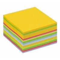 3M Post-it Notes 2030-U Ultra jegyzetkocka - ultra szivárvány színben - 1 tömb / csomag (3M 2030-U)