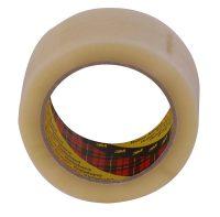 3M Scotch 371 öntapadó ragasztószalag általános használatra 50 mm x 66 m - transzparens (Scotch 371 Transparent)
