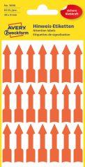 Avery Zweckform 3008 öntapadó jelölő címke