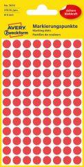 Avery Zweckform 3010 öntapadó jelölő címke