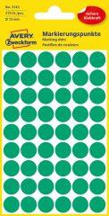 Avery Zweckform 3143 öntapadó jelölő címke