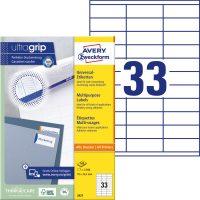 Avery Zweckform 3421 öntapadó etikett címke