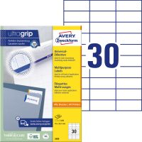 Avery Zweckform 3489 öntapadó etikett címke