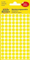 Avery Zweckform 3593 öntapadó jelölő címke