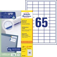 Avery Zweckform 3666-200 öntapadós etikett címke