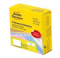 Avery Zweckform 3830 öntapadós etikett címke