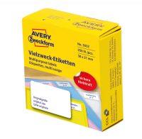 Avery Zweckform 3832 öntapadós etikett címke