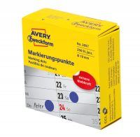 Avery Zweckform 3857 öntapadós jelölő címke