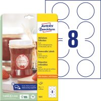 Avery Zweckform 5081 öntapadós etikett címke