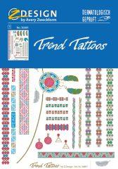 """Avery Zweckform Z-Design No. 56801 öntapadó tetoválás matrica """"Indian"""" motívumokkal."""
