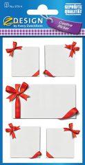 Avery Zweckform Z-Design No. 57514 öntapadó papír matrica - ajándékkísérő motívumokkal - kiszerelés: 2 ív / csomag (Avery Z-Design 57514)
