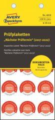 Avery Zweckform 6929 öntapadós hitelesítő címke