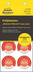 Avery Zweckform 6930 öntapadós hitelesítő címke