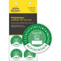Avery Zweckform 6986-2020 hitelesítő címke 2020-2025-ös évszámmal