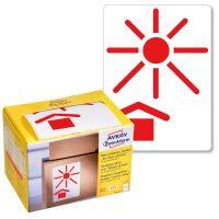 Avery Zweckform 7253 öntapadós etikett címke
