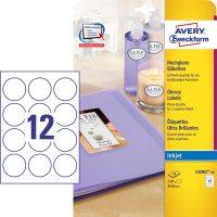 Avery Zweckform C6082-10 öntapadó etikett címke