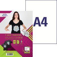 Avery Zweckform No. C9406-3HU sötét pólóra, textilre vasalható fólia - méret: 210 x 297 mm (A4) - 3 ív / csomag (Avery C9406-3HU)