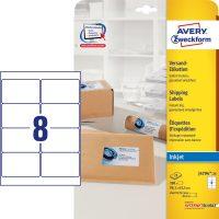 Avery Zweckform J4794-25 öntapadó etikett címke