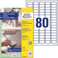 Avery Zweckform L4732REV-10 öntapadó etikett címke