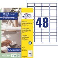 Avery Zweckform L4736REV-10 öntapadós etikett címke