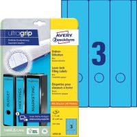 Avery Zweckform L4753-20 iratrendező címke