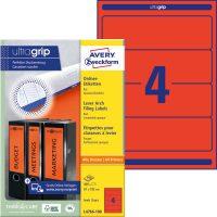 Avery Zweckform L4766-100 iratrendező címke