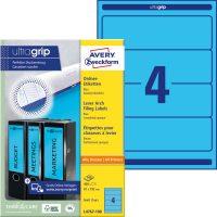 Avery Zweckform L4767-100 iratrendező címke