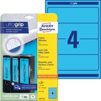 Avery Zweckform L4767-20 iratrendező címke