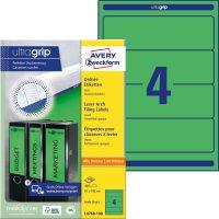 Avery Zweckform L4768-100 iratrendező címke