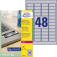 Avery Zweckform L6009-100 öntapadós etikett címke