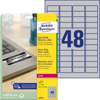Avery Zweckform L6009-8 öntapadós etikett címke