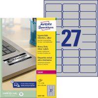 Avery Zweckform L6011-100 öntapadós etikett címke