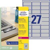 Avery Zweckform L6011-20 öntapadós etikett címke