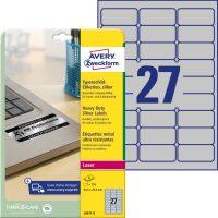 Avery Zweckform L6011-8 öntapadós etikett címke