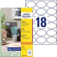 Avery Zweckform L6024REV-25 öntapadó etikett címke