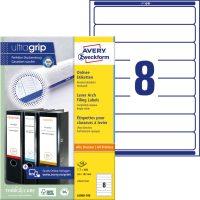Avery Zweckform L6060-100 iratrendező címke