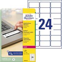Avery Zweckform L6146-20 öntapadó etikett címke