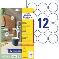 Avery Zweckform L7104REV-25 öntapadó etikett címke