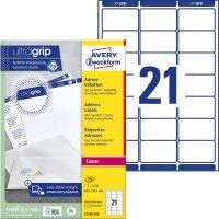 Avery Zweckform L7160-250 öntapadó etikett címke