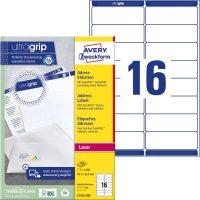Avery Zweckform L7162-250 öntapadó etikett címke