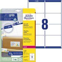 Avery Zweckform L7165-40 öntapadó etikett címke