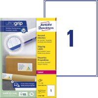 Avery Zweckform L7167-100 öntapadó etikett címke