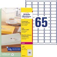 Avery Zweckform L7551-25 öntapadó etikett címke