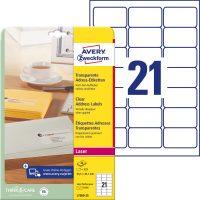 Avery Zweckform L7560-25 öntapadó etikett címke
