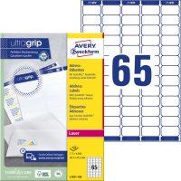 Avery Zweckform L7651-100 öntapadó etikett címke