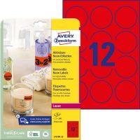 Avery Zweckform L7670R-25 öntapadó etikett címke