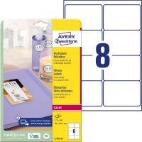 Avery Zweckform L7765-40 öntapadó etikett címke