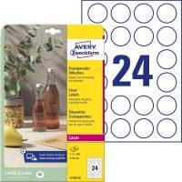 Avery Zweckform L7780-25 öntapadó etikett címke