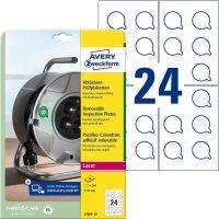 Avery Zweckform L7804-10 öntapadó körcímke