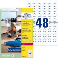 Avery Zweckform L7805-10 öntapadó körcímke